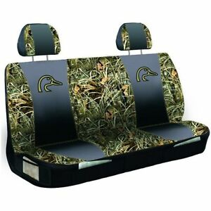 Ducks Unlimited And Realtree Max 4 Camo Universal Bench
