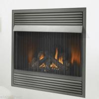 Zero Clearance Fireplace | eBay