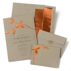 Wedding Invitation Kit  eBay