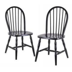Wood Kitchen Chairs High Table Ebay