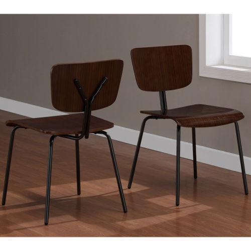Metal Dining Room Chairs  eBay