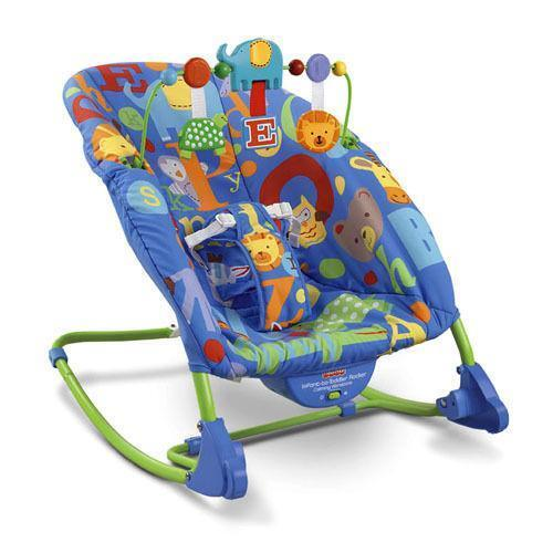 baby toddler chair fisher price raynor eurotech ergohuman mesh mid back task black rocker: bouncers & vibrating chairs | ebay