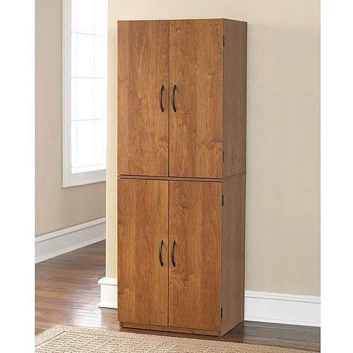 Tall Pantry Cabinet  eBay