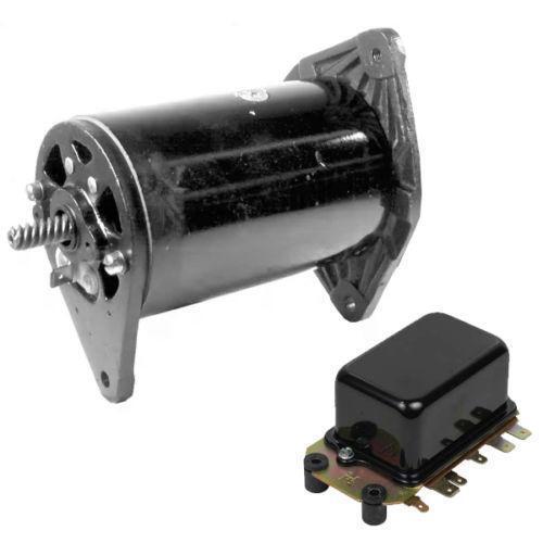 Ford Voltage Regulator Wiring Diagrams