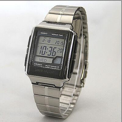 Casio Wave Ceptor Digitale Herren Funk Uhr WV-59DE-1AVEF