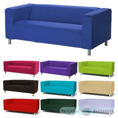 IKEA Klippan Sofa Cover  eBay