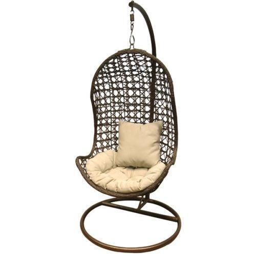 Egg Shaped Swing Chair