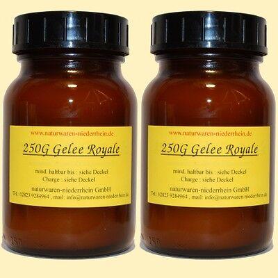 1kg reines Gelee Royale + Analyse  -  1000g Gelee Royal