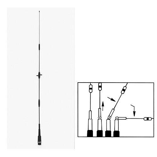 COMET CA-2X4SRB Broad Band VHF/UHF 2m/70cm Mobile Antenna