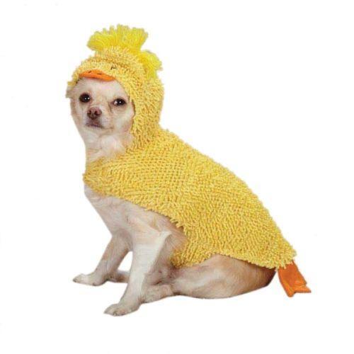 Dog Duck Costume