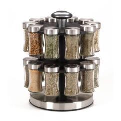 Revolving Spice Racks For Kitchen Cheap Small Kamenstein Rack | Ebay