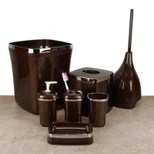 Brown Bath Accessories  eBay