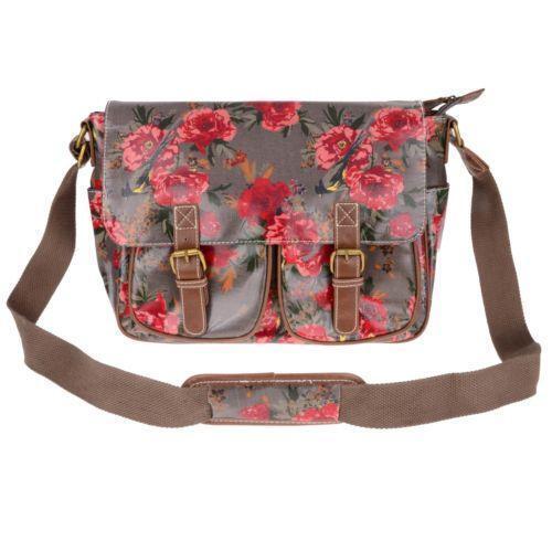 designer floral handbags