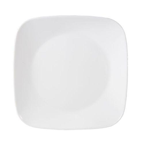 White Square Plates Corelle Plates