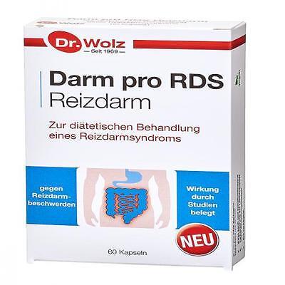 DARM PRO RDS Reizdarm magensaftresistente Kapseln 60 St PZN 11578771