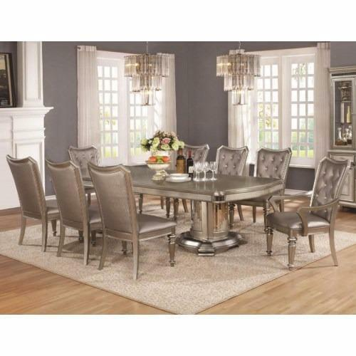 Stunning Exclusive 7 Piece Dining Room Set with Leaf Ships anywhere in Canada  dining