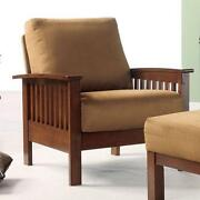 craftsman style chairs positive posture luma chair mission furniture ebay