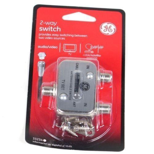 2 Way Component Video Switch