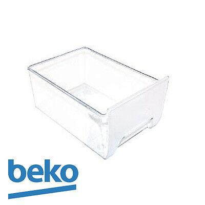 Beko Fridge Freezer Vegetable Drawer/Crisper. Genuine part