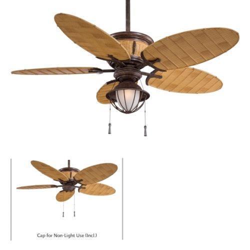 Tropical Outdoor Ceiling Fan