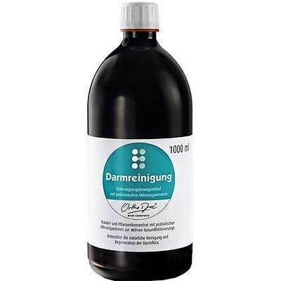 ORTHODOC Darmreinigung Konzentrat 1000 ml PZN 5023974
