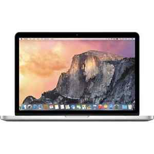 "Apple MacBook Pro w/Retina Display 13.3"" Display - 8GB Memory - 256GB MF840LL/A"