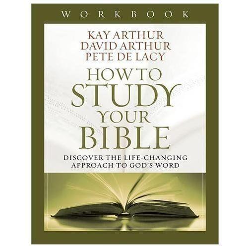 Bible Study Workbook Books EBay
