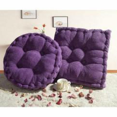 Seat Cushions For Wicker Chairs Cheap Dining Table And 4 Purple Chair | Ebay