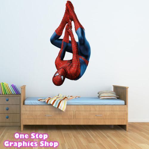 Spiderman Wall Stickers  eBay