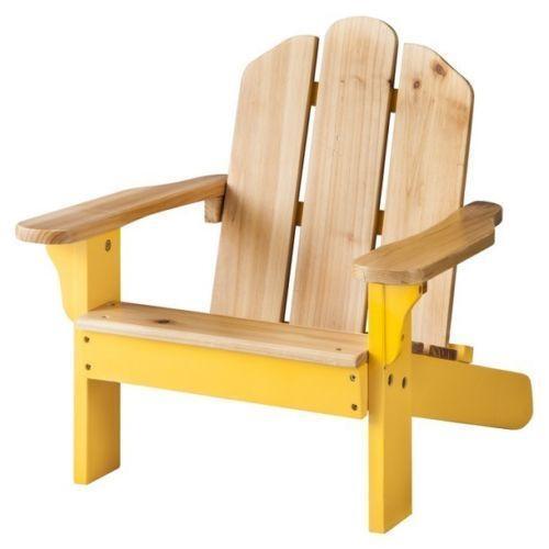 Childs Adirondack Chair  eBay
