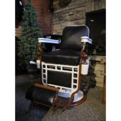 Koken Barber Chair Headrest Fuf Cover Kochs | Ebay