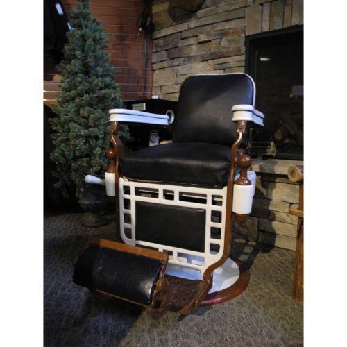 Kochs Barber Chair  eBay