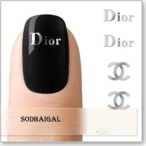 logo nail art