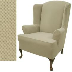 Banquet Chair Covers Ebay Oak Rail Wing Cover: Slipcovers |