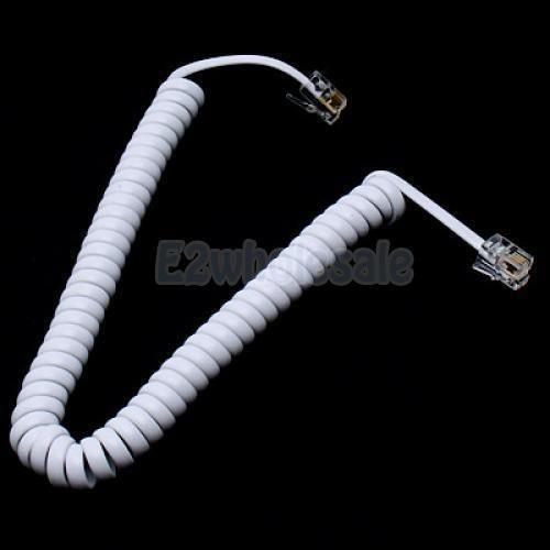 Vintage 3 Wire Telephone Phone Cord Handset Western Automatic Electric