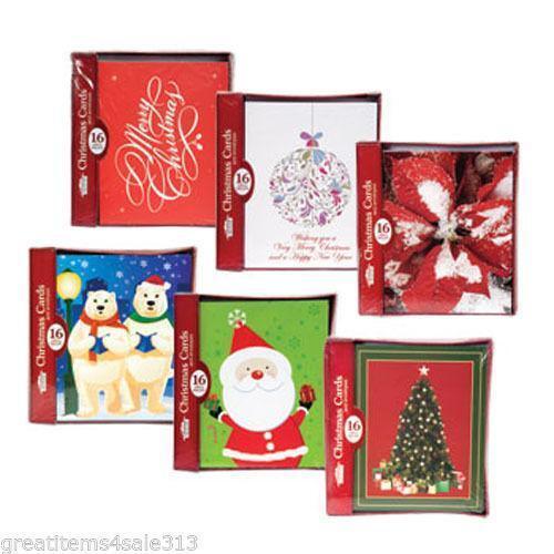 Christmas Cards Lot EBay