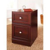 Cherry File Cabinet | eBay