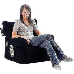 Big Joe Milano Bean Bag Chair Commercial Folding Chairs | Ebay