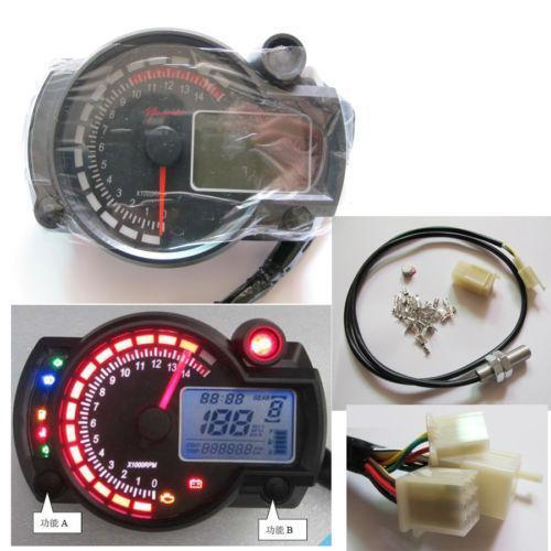 honda wave motorcycle wiring diagram 2006 chrysler sebring www toyskids co digital speedometer ebay of 100 xrm