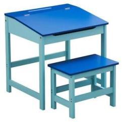 Childs Desk And Chair Reclining Gravity Chairs Childrens Kids Desks Ebay