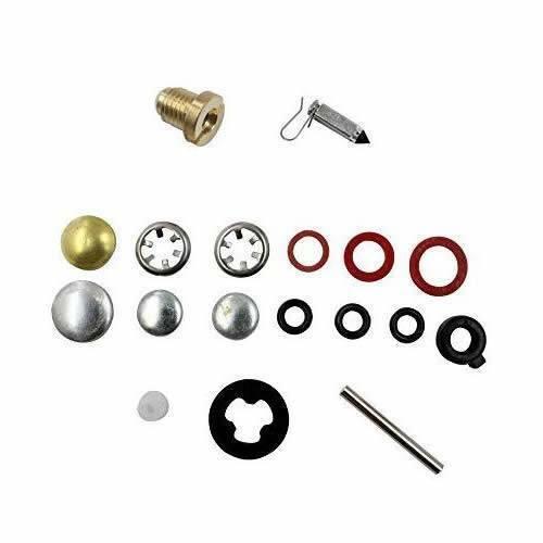 Carburetor Rebuild Kit For Johnson Evinrude 18hp 20hp 25hp