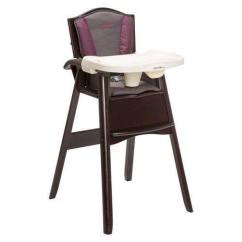 Wooden High Chairs For Babies Chair Covers At Party City Ebay