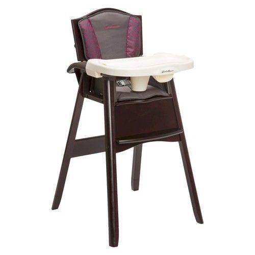 bar stool baby high chair chairs with arms wooden ebay