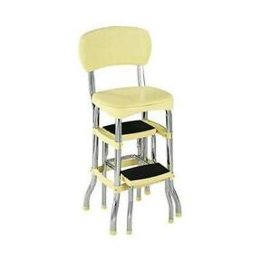 kitchen step rv table stool ebay retro