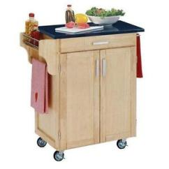 Kitchen Carts Red Knife Set Cart Ebay Island