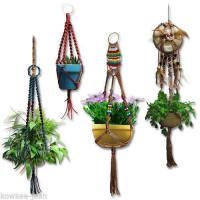 Macrame Instruction: Crafts