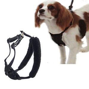 Yuppie Puppy Mesh Dog Puppy Anti Pull Harness Stops