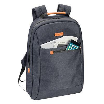 Laptop Rucksack Unisex mit Fach für Notebook bis 17,3 Zoll / Tablet bis 10 Zoll