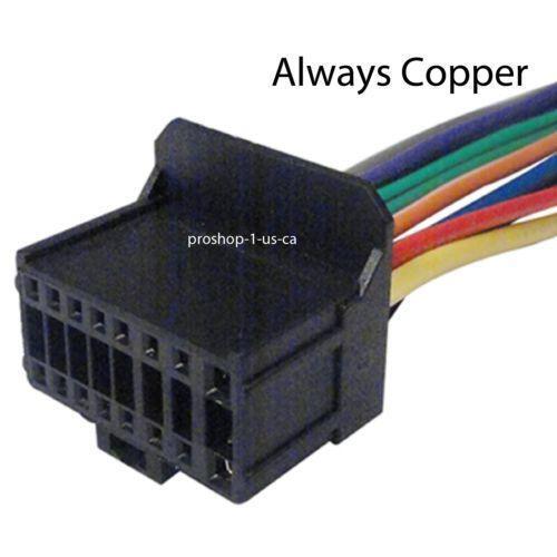 Deh 1900mp Wiring Plug Diagram