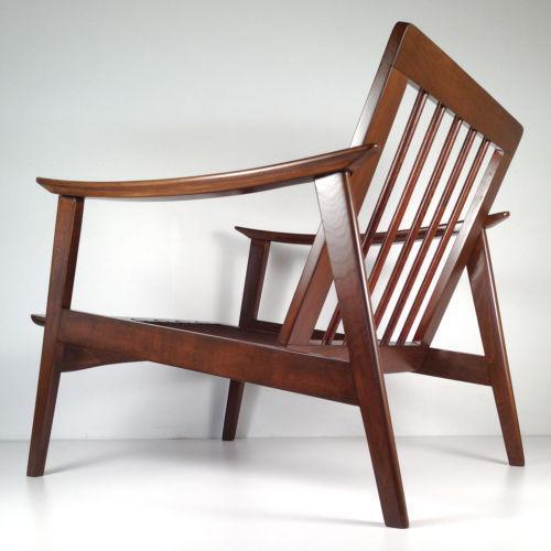 Danish Lounge Chair  eBay